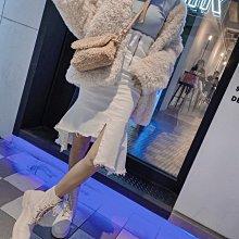 *昕衣屋*轉賣Lalala俏麗美人魚的高腰不規則美臀魚尾裙-S號