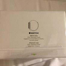 ^_^東京直遞 日本 Apple watch 38mm不鏽鋼版 藍寶石錶面米蘭錶帶19500元就賣