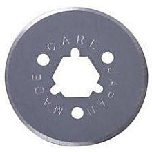 {阿治嬤} 日本 CARL裁紙刀 裁紙機 專用 實心 實線 刀片K-28 K28 2片入 DC-230N 210 220