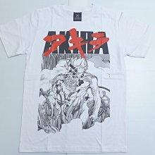 【Mr.17】光明戰士阿基拉 AKIRA 島鐵雄 惡魔 日本動漫 漫畫卡通白色T恤短袖T-SHIRT(KR034)