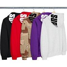 【美國鞋校】預購 SUPREME FW20 Rib Hooded Sweatshirt 帽T