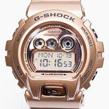 【美國鞋校】現貨 CASIO G-Shock GD-X6900GD-9 玫瑰金 三眼多錶版 手錶 GD-X6900GD