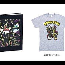 ☆速遞 SHOP☆ CLOT X ORIGINAL FAKE KAWS DOWN TIME BOOK SET (T+書)