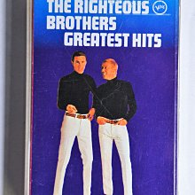 錄音帶 / 卡帶 / F2/英文/ RIGHTEOUS BROTHERS/GREATEST HITS /正義兄弟  精選/非CD非黑膠
