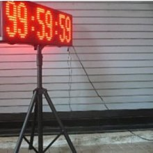 專業比賽用-6位數正/倒數計時器+伸縮腳架~計數器計分器計速器運動比賽器