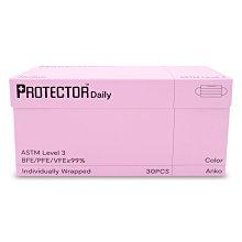 預購 香港 Protector 口罩 盒裝 30片 粉紅色 二級粉 單片包裝 素色 氣質 比中衛舒適 賣場還有MaskOn