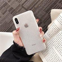 爆款--bling閃粉iPhone xs max手機殼蘋果X XR 6s 7 8Plus透明軟殼女#手機殼#配件#復古