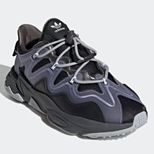 Adidas OZWEEGO PLUS W 經典 復古 低幫 耐磨 緩震 黑紫 休閒 運動 慢跑鞋 G55588 女鞋