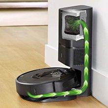 iRobot Roomba i7+ 自動倒垃圾&AI規劃路徑&wifi&APP 掃地機器人