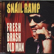 八八 - SNAIL RAMP - FRESH BRASH OLD MAN - 日版