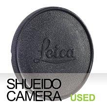 集英堂写真機【1個月保固】中古良上品 / LEICA 徠卡 IVZOO 原廠機身蓋 M接環 #1 17439