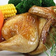 【西餐系列】歐式香草春雞(1隻)(半隻*2)~烘烤後皮酥肉嫩令人食指大動~ 歡迎團購