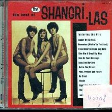 *真音樂* SHANGRI-LAS / BEST 二手 K0208 (清倉.下標賣3)