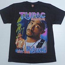 【Mr.17】2PAC 吐派克 Tupac Shakur Makaveli嘻哈饒舌致敬短袖T恤t-shirt(H863)