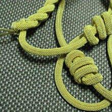 早期國軍禮服佩飾繩件2