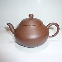茶壺.紫砂壺.朱泥壺.手拉坯壺/紫砂梨形古壺