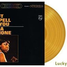 Lucky 1of1收藏Nina Simone I Put A Spell On You 限量 黃膠 LP 黑膠