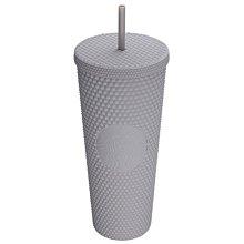 (琉璃生活) 星巴克 Starbucks 24oz Bling TOGO 杯  米白 綠色 紅色 灰色 銀色