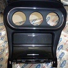 三菱 FORTIS 專用空調面板底座碳纖維紋路鋼琴黑面板