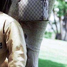 #小謹店鋪#Gucci 古馳 GG Supreme帆布 肩背包 盒子包 單肩包