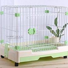 抽屜式狗籠子寵物籠狗床廁所狗窩泰迪小型犬兔籠狗圍欄柵欄