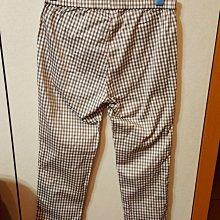 日系品牌UNIQLO綁帶休閒褲M號,近新