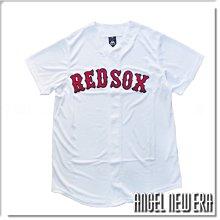 【ANGEL NEW ERA】MLB 球衣 波士頓 紅襪 球衣 Majestic 素面 球迷版 吸濕 排汗 速乾 網眼
