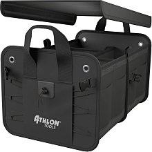 德國 ATHLON 汽車收納箱/車載后備箱/儲物箱/置物箱/收納盒/工具袋/大開口袋收納袋萬用袋
