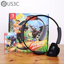 【US3C-板橋店】任天堂 Nintendo Switch RingFit Adventure 健身環大冒險 中文版 正版遊戲片 實體遊戲片 內含60種健身遊戲
