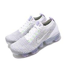=CodE= NIKE W AIR VAPORMAX FLYKNIT 3 編織慢跑鞋(灰銀白紫)AJ6910-102 女