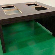 樂居二手家具(中)台中西屯二手傢俱買賣推薦 E120201*4孔火鍋桌*2手桌椅拍賣 會議桌椅 戶外休閒桌椅 課桌椅