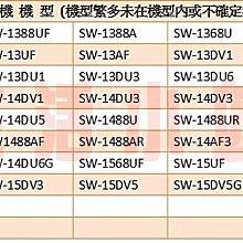三洋洗衣機濾網SW-13DV5.SW-14DV3.SW-1488U.SW-13DV5.SW-15UF.SW-14UF