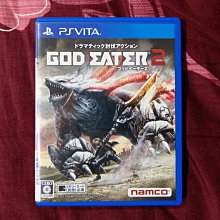 ps vita PSV GOD EATER2 噬神戰士2 (純日版)編號1