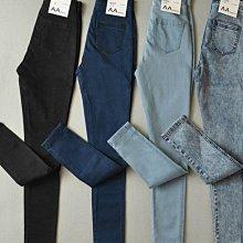 BEFE時尚精品 歐美系 口碑好超柔軟 彈力性感修身 顯瘦高腰牛仔小腳褲 四色