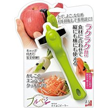 [霜兔小舖]日本代購 日本製 下村企販  多角度旋轉削皮刀 FTY-01