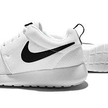 =CodE= NIKE WMNS ROSHE ONE 透氣網慢跑鞋(白黑) 844994-101 輕量 熊貓 韓系 女