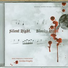 聖血之夜 Silent Night, Bloody Night- Gersbon Kingsley,全新美版,S33