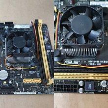 【 大胖電腦 】ASUS 華碩 AM1I-B/K30BD主機板+CPU/附擋板/D3/AM1/保固30天 直購價900元