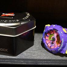☾- XinmOOn CASIO 卡西歐 G-SHOCK GA-110HC-6ADR 限量 紫黃 變形金剛 大錶面 手錶