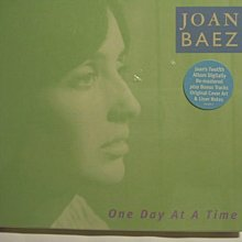 Joan Baez(瓊拜雅)- One Day At A Time -全新未拆封