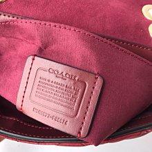 美國大媽代購 COACH 寇馳 38074 翻蓋鎖扣鉚釘鏈條包 全牛皮 款式2 單肩側背包  原裝正品 美國代購