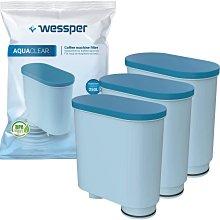 德國 Wessper 咖啡機脫鈣濾水器淨水濾心 適用飛利浦 Saeco AquaClean CA6903