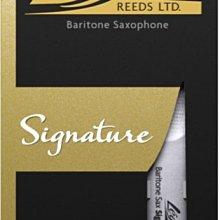 §唐川音樂§ 【 Legere Signature Baritone Sax 大師款 上低音 合成竹片】加拿大製 古典