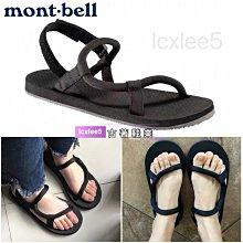日本Montbell溯溪涼鞋Mont bell新款夏季涼拖戶外運動防滑耐磨輕便便攜舒適涼鞋XS-XL