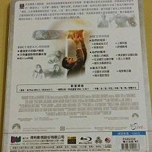 (台版藍光BD,全新僅拆) 變形金剛-Transformers-雙碟藍光2BD典藏版