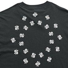 Askyurself Paisley Confusion Tee 高街做舊水洗髮泡混亂佩斯利花卉印花短袖T恤
