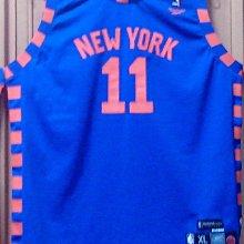 Reebok NBA Jamal Crawford 紐約 尼克 復古 球衣 洞洞