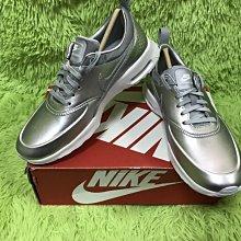 【E.D.C】現貨 23.5CM Nike Air Max Thea 液態銀 女鞋 819640-001