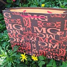 大號橫73 牛皮紙袋 每個6.8元,滿1000免運 紙袋 購物袋 服飾袋 手提袋36*9*30cm每包50個340元