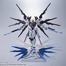 《藍鯨模型》 METAL BUILD 超合金 攻擊自由鋼彈 鋼彈SEED